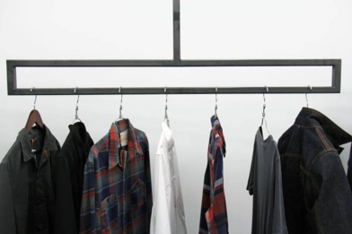 Mens clothes Rack